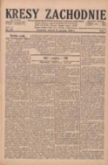 Kresy Zachodnie: pismo poświęcone obronie interesów narodowych na zachodnich ziemiach Polski 1929.12.10 R.7 Nr284