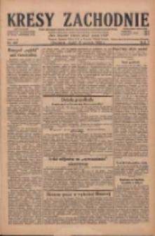 Kresy Zachodnie: pismo poświęcone obronie interesów narodowych na zachodnich ziemiach Polski 1929.12.13 R.7 Nr287