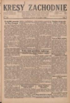 Kresy Zachodnie: pismo poświęcone obronie interesów narodowych na zachodnich ziemiach Polski 1929.12.15 R.7 Nr289