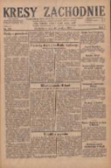 Kresy Zachodnie: pismo poświęcone obronie interesów narodowych na zachodnich ziemiach Polski 1929.12.24 R.7 Nr296