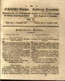 Oeffentlicher Anzeiger. 1829.11.17 Nro.46