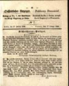 Oeffentlicher Anzeiger. 1846.02.17 Nro.7