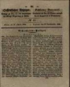 Oeffentlicher Anzeiger. 1846.10.27 Nro.43