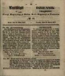 Amtsblatt der Königlichen Regierung zu Posen. 1857.03.10 Nro.10