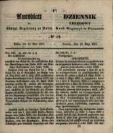 Amtsblatt der Königlichen Regierung zu Posen. 1857.05.12 Nro.19