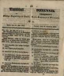 Amtsblatt der Königlichen Regierung zu Posen. 1857.06.16 Nro.24