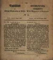 Amtsblatt der Königlichen Regierung zu Posen. 1857.08.11 Nro.32