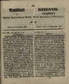Amtsblatt der Königlichen Regierung zu Posen. 1857.10.06 Nro.40
