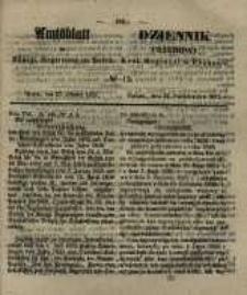 Amtsblatt der Königlichen Regierung zu Posen. 1857.10.27 Nro.43