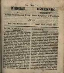 Amtsblatt der Königlichen Regierung zu Posen. 1857.11.03 Nro.44