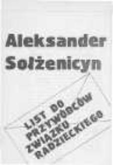 List do przywódców Związku Radzieckiego