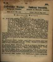 Oeffentlicher Anzeiger. 1859.05.31 Nro.22