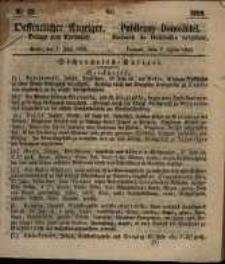 Oeffentlicher Anzeiger. 1859.06.07 Nro.23