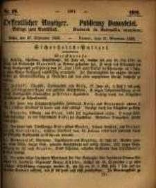 Oeffentlicher Anzeiger. 1859.09.27 Nro.39
