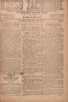 Kresy Zachodnie: pismo poświęcone obronie interesów narodowych na zachodnich ziemiach Polski 1924.02.17 R.2 Nr20