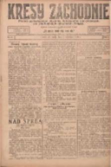 Kresy Zachodnie: pismo poświęcone obronie interesów narodowych na zachodnich ziemiach Polski 1924.04.02 R.2 Nr44