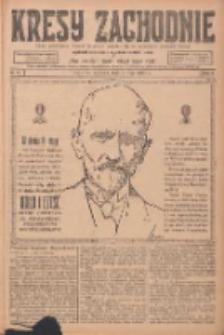 Kresy Zachodnie: pismo poświęcone obronie interesów narodowych na zachodnich ziemiach Polski 1924.05.08 R.2 Nr73