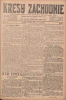 Kresy Zachodnie: pismo poświęcone obronie interesów narodowych na zachodnich ziemiach Polski 1924.05.15 R.2 Nr79