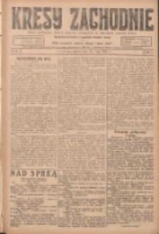 Kresy Zachodnie: pismo poświęcone obronie interesów narodowych na zachodnich ziemiach Polski 1924.05.16 R.2 Nr79
