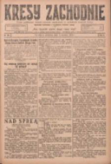 Kresy Zachodnie: pismo poświęcone obronie interesów narodowych na zachodnich ziemiach Polski 1924.06.05 R.2 Nr95