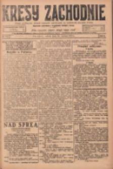 Kresy Zachodnie: pismo poświęcone obronie interesów narodowych na zachodnich ziemiach Polski 1924.06.28 R.2 Nr113