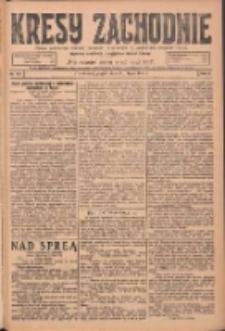 Kresy Zachodnie: pismo poświęcone obronie interesów narodowych na zachodnich ziemiach Polski 1924.07.11 R.2 Nr124
