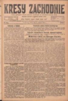 Kresy Zachodnie: pismo poświęcone obronie interesów narodowych na zachodnich ziemiach Polski 1924.08.09 R.2 Nr149