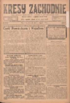 Kresy Zachodnie: pismo poświęcone obronie interesów narodowych na zachodnich ziemiach Polski 1924.08.24 R.2 Nr161