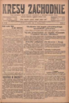 Kresy Zachodnie: pismo poświęcone obronie interesów narodowych na zachodnich ziemiach Polski 1924.09.05 R.2 Nr171