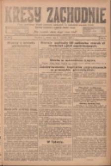 Kresy Zachodnie: pismo poświęcone obronie interesów narodowych na zachodnich ziemiach Polski 1924.09.06 R.2 Nr172