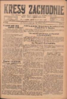 Kresy Zachodnie: pismo poświęcone obronie interesów narodowych na zachodnich ziemiach Polski 1924.09.11 R.2 Nr176