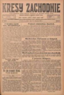 Kresy Zachodnie: pismo poświęcone obronie interesów narodowych na zachodnich ziemiach Polski 1924.09.19 R.2 Nr183