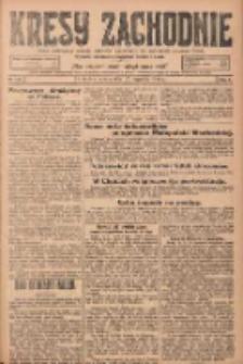 Kresy Zachodnie: pismo poświęcone obronie interesów narodowych na zachodnich ziemiach Polski 1924.09.27 R.2 Nr190
