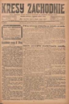 Kresy Zachodnie: pismo poświęcone obronie interesów narodowych na zachodnich ziemiach Polski 1924.09.28 R.2 Nr191