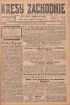 Kresy Zachodnie: pismo poświęcone obronie interesów narodowych na zachodnich ziemiach Polski 1924.10.19 R.2 Nr209