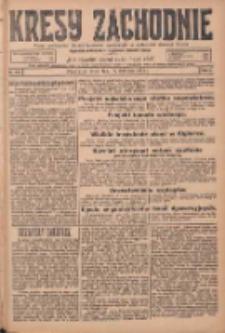 Kresy Zachodnie: pismo poświęcone obronie interesów narodowych na zachodnich ziemiach Polski 1924.11.12 R.2 Nr228