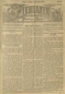 Ziemianin. Tygodnik przemysłowo-rolniczy; organ Centralnego Towarzystwa Gospodarczego w Wielkiem Księstwie Poznańskiem 1901.03.02 R.51 Nr9
