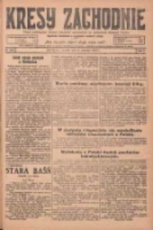 Kresy Zachodnie: pismo poświęcone obronie interesów narodowych na zachodnich ziemiach Polski 1924.12.02 R.2 Nr245