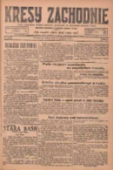 Kresy Zachodnie: pismo poświęcone obronie interesów narodowych na zachodnich ziemiach Polski 1924.12.06 R.2 Nr249
