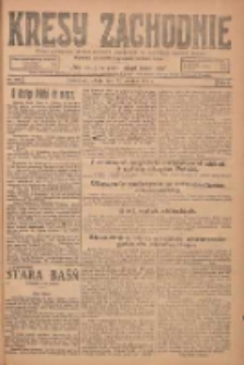 Kresy Zachodnie: pismo poświęcone obronie interesów narodowych na zachodnich ziemiach Polski 1924.12.20 R.2 Nr260