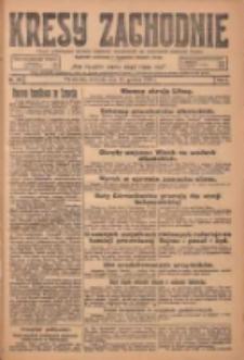Kresy Zachodnie: pismo poświęcone obronie interesów narodowych na zachodnich ziemiach Polski 1924.12.21 R.2 Nr261
