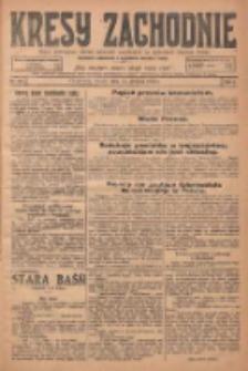 Kresy Zachodnie: pismo poświęcone obronie interesów narodowych na zachodnich ziemiach Polski 1924.12.23 R.2 Nr262