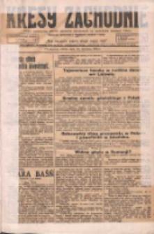 Kresy Zachodnie: pismo poświęcone obronie interesów narodowych na zachodnich ziemiach Polski 1925.01.10 R.3 Nr7