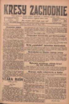 Kresy Zachodnie: pismo poświęcone obronie interesów narodowych na zachodnich ziemiach Polski 1925.02.19 R.3 Nr40