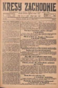 Kresy Zachodnie: pismo poświęcone obronie interesów narodowych na zachodnich ziemiach Polski 1925.02.22 R.3 Nr43
