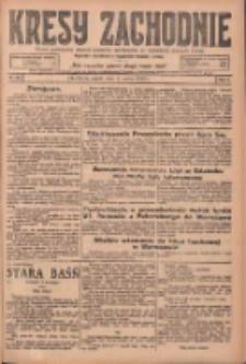 Kresy Zachodnie: pismo poświęcone obronie interesów narodowych na zachodnich ziemiach Polski 1925.03.06 R.3 Nr53