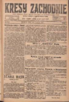 Kresy Zachodnie: pismo poświęcone obronie interesów narodowych na zachodnich ziemiach Polski 1925.03.07 R.3 Nr54