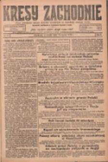 Kresy Zachodnie: pismo poświęcone obronie interesów narodowych na zachodnich ziemiach Polski 1925.03.15 R.3 Nr61