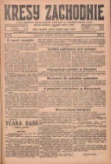 Kresy Zachodnie: pismo poświęcone obronie interesów narodowych na zachodnich ziemiach Polski 1925.03.26 R.3 Nr70