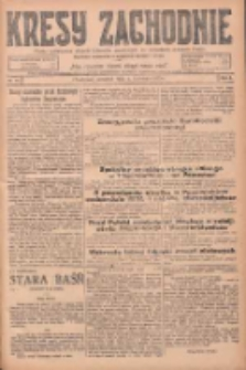 Kresy Zachodnie: pismo poświęcone obronie interesów narodowych na zachodnich ziemiach Polski 1925.04.02 R.3 Nr76